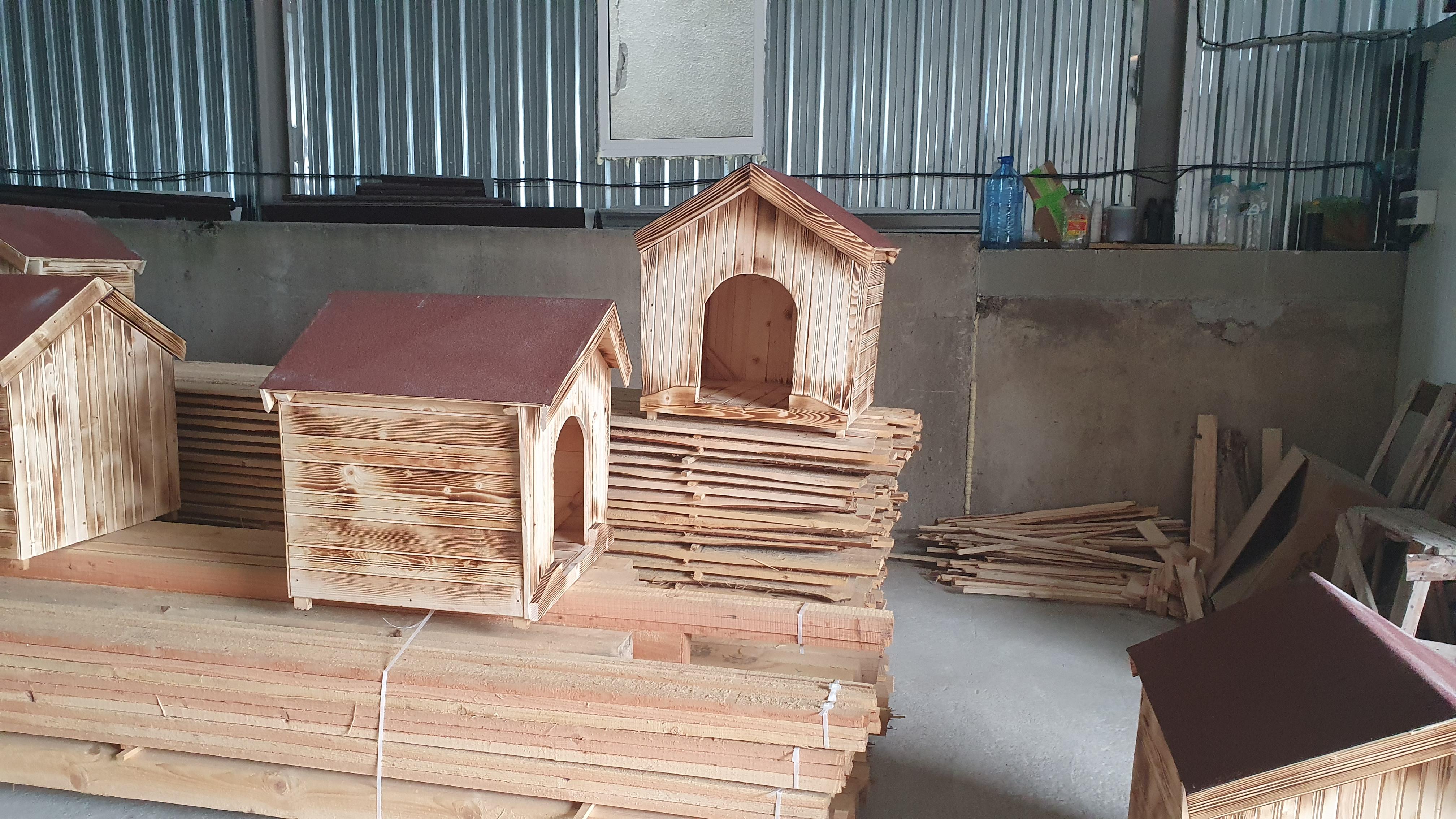 къща за кучета